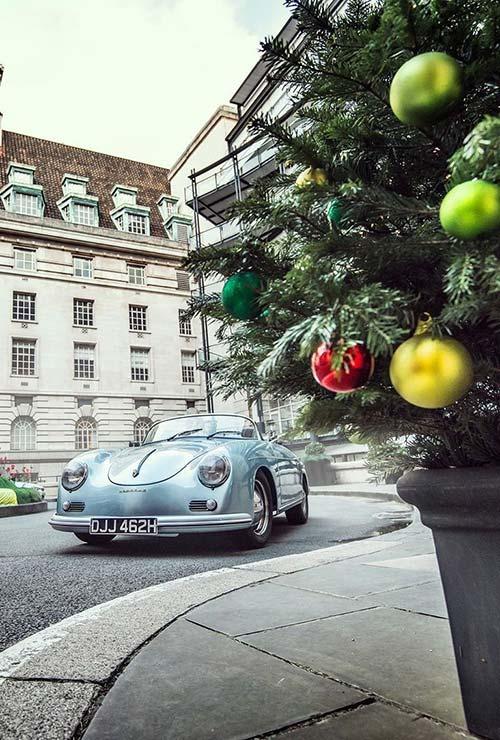Porsche for Christmas