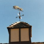 Porsche 356 Weather Vane